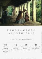 Programação Agosto 2016