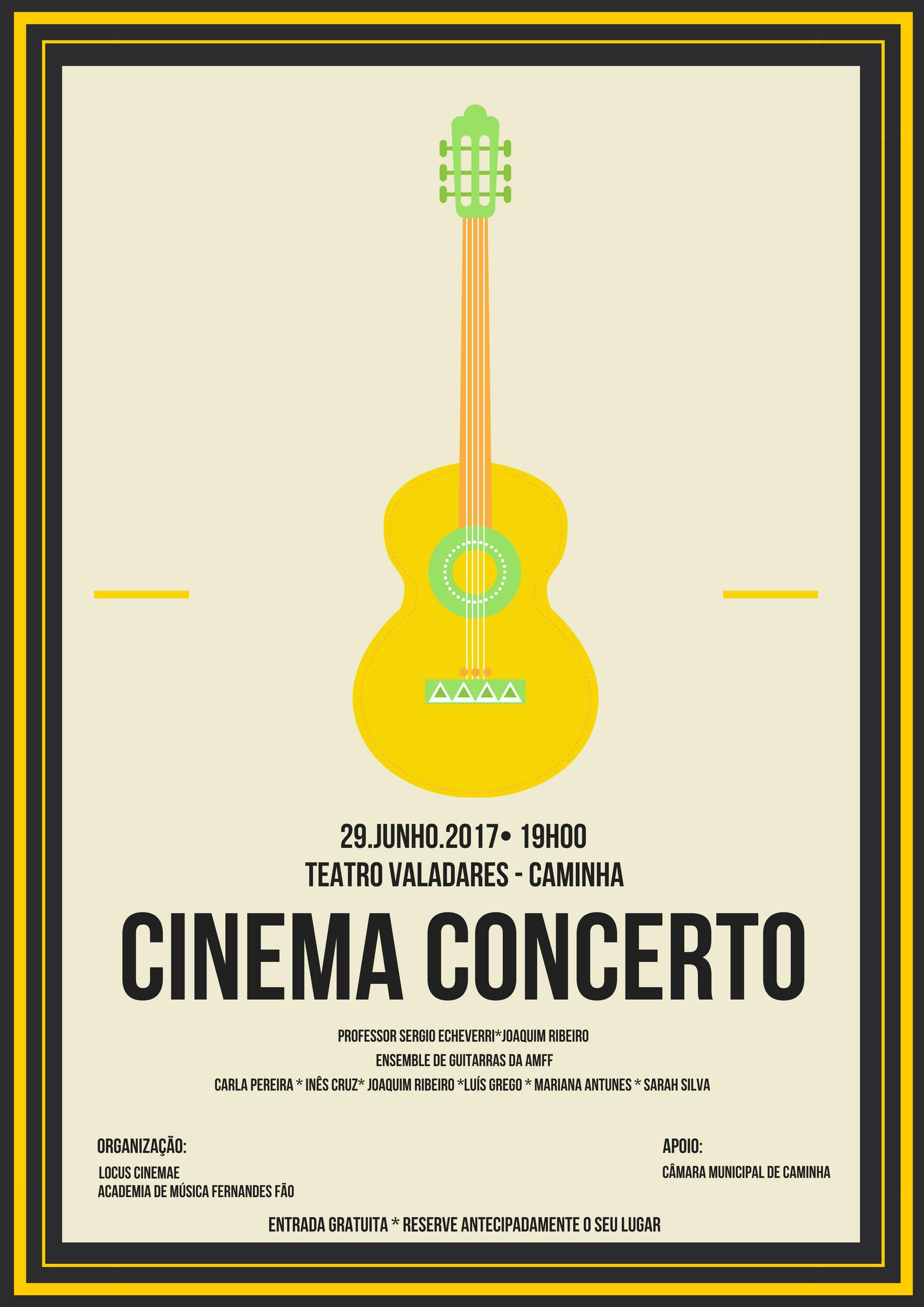 Cinema Concerto 2017